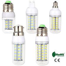 5W 7W 9W 12W 15W LED Corn Light E27 E14 E12 B22 G9 GU10 5730 SMD Bulb 110V 220V