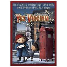 Yes, Virginia (DVD, 2013)