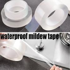 Mould Proof Sealant Tape Acrylic Adhesive Kitchen Corner Waterproof Mildewproof