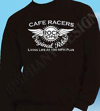 Ton Up Boys café racers rockers rock 'n' roll T-shirt des 60's Sweat bikers