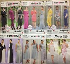 Simplicity Sewing Pattern Mimi G Style Make it Mix It Rock It! New You Pick