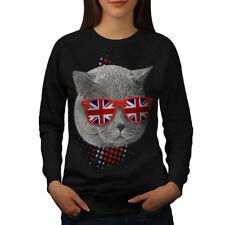 British siamois Femmes Sweatshirt NOUVEAU | wellcoda