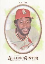 2017 Topps Allen & Ginter Baseball #129 Ozzie Smith St. Louis Cardinals