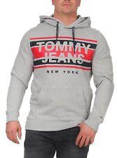 9c0475b2fb36 Tommy Jeans Essential Graphic Hoodie Pullover Herren Sweatshirt Gr S M L XL  XXL
