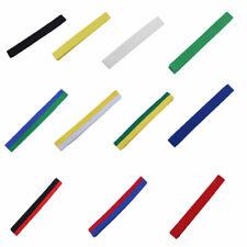 Martial Arts Karate Taekwondo Cotton Blend Solid Sporty Band Belt All Sizes