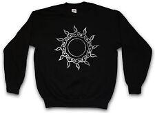 CELTIC SUN PULLOVER Cross Celts Religion Symbol Logo Kultur Tattoo Sonne