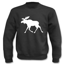 Pullover Elch Schweden I Fun I Sprüche I Lustig I Sweatshirt
