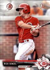 2017 Bowman Baseball Prospects & Parallels
