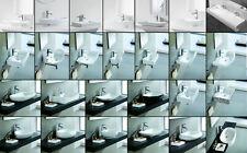Design Waschtisch Aufsatz Wand Waschplatz Waschbecken Waschschale