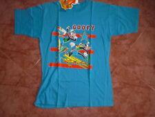 AUTENTICA camiseta DISNEY GOOFY Y TRIBILIN T. 18 MASSANA NUEVA T-SHIRT