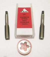 1/8 x 40 TPI Carbon Taper/Plug Tap or die/Apex British Made!! model engineering