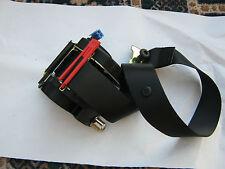 rover 75/ZT seat belt assembly-individual rear-long end-black -EVL 104020 PMA