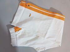 INSIDE Damen Tennis-Hose  Sport-Hose Hose   Gr. XS -L  weiss / orange Neu