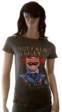 Amplified American retro wow Buffalo Billy Cult vip bande dessinée t-shirt L rare rare