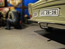 AHK Anhängerkupplung Metall Kupplung Modellauto Tuning Umbau Deko Zubehör 1/18