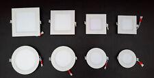 LED Panel Einbauleuchte Ultraslim Design Deckenleuchte Einbau Decken Lampe 230V