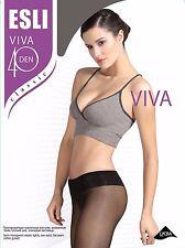CONTE Tights Esli Viva 40 Den | Classic Sheer Pantyhose | FREE Shipping