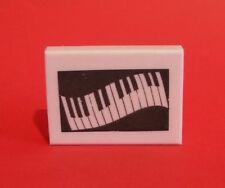 Music Keyboard Design Eraser Student Teacher Pupil Gift