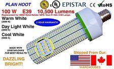 100W LED Retrofit for Pole Light Fixture Shoe Box Parking Lot Playground Highbay