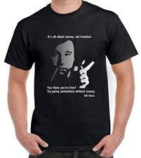 Bill Hicks Citation T-Shirt-Comédie Legend-tailles S à 3XL