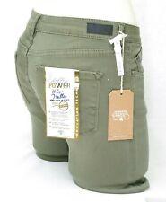 LE TEMPS DES CERISES Jeans femme ULTRA POWER kaki Skinny Stretch JFULTPOWWA129
