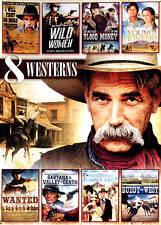 8 Movie Western Pack, Vol. 4 (DVD, 2012, 2-Disc Set) NEW/SEALED