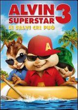 Alvin Superstar 3 - Si salvi chi può! - DVD - 2011