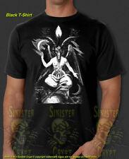 Baphomet Eliphas Knights Templar Devil Occult Satan New T-Shirt S-6XL