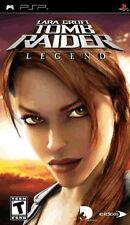 Tomb Raider: Legend (Sony PSP, 2006)