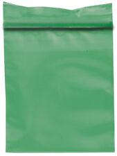 Zip Beutel 70x100mm 50µ grün Schnellverschlussbeutel Tütchen mit Druckverschluß