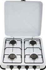Fornello a gas GPL campeggio cucina portatile 1 2 3 4 fuochi