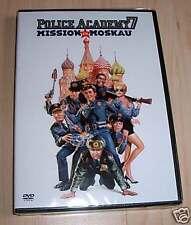 DVD Police Academy 7 - Mission in Moskau - Neu OVP