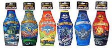 Lowrider Bottle Coolers  - Zipper, Keeps Bottles Cold Koozie /select one
