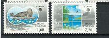 EUROPA CEPT - FINLAND 1986 Environment Protection