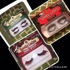 e520b0a5772 Fright Night Ardell Spooky Lashes Eyelashes & Adhesive DARK MAIDEN FAIRY  VAMPIRA