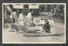 Rattan K.P.M. Rotan weaving Kpm Borneo Indonesia 20s