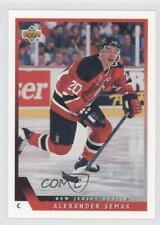 1993-94 Upper Deck #178 Alexander Semak New Jersey Devils Hockey Card