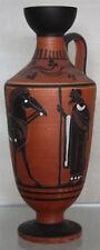 Riproduzione vaso Greco-arcaico LEKYTHOS