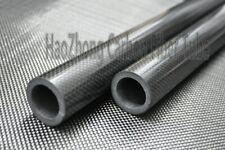 3k Carbon Fiber Tube OD 6 10 12mm 14 15 16mm 22mm 24 25mm 30mm 32 40 x 1000mm US