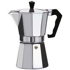 Espresso Stove Top Coffee Maker  Continental Moka Percolator Pot 1,2,3,6,12 cup