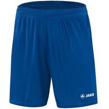 Jako Football Soccer Kids Childrens Sports Training Shorts w/ Inner Slip Blue