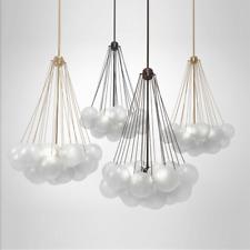 Bubble Chandelier Globe LED Light Ceiling Lamp Home Lighting Fixture Circa Deco