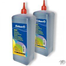Pelikan Tinte 4001 in 1000 ml Kunststoff-Flasche, WÄHLE DEINE FARBE