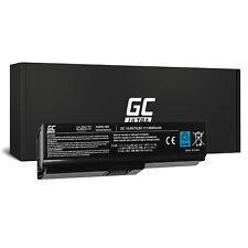 Batería para Toshiba Satellite C660D Ordenador 6800mAh