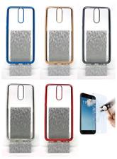 """Funda Carcasa Bumper Gel TPU Metalizada Huawei Mate 10 Lite / G10 (4G) 5.9"""" NEW"""