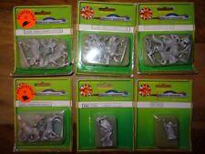 Grenadier Fantasy Warriors 51029, 51028, 51041, 51018 (Grenadier Miniatures)