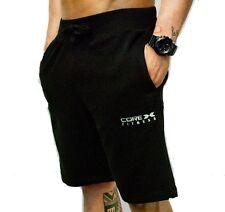 Corex Fitness Heritage Shorts - Black - Men's Casual Shorts