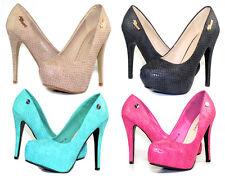 "DY-YG-08 New Fashion Party wedding Prom Pumps Stiletto 5"" High Heel Women Shoes"