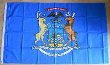 Michigan US State Large Flag 5' x 3'