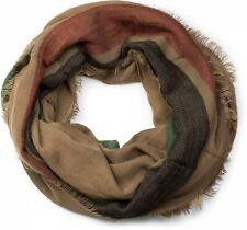 styleBREAKER écharpe snood avec des rayures aux couleurs contrastées 6f7e1f8a76f